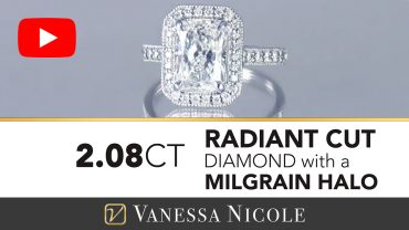 Radiant Cut Engagement Rings for Sewit