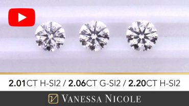 Round Cut Diamond Selection for Alexandra