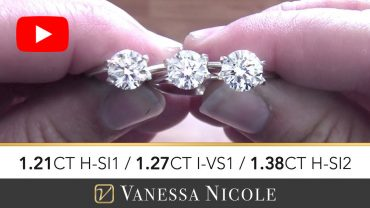Round Cut Diamond Selection for Kevin
