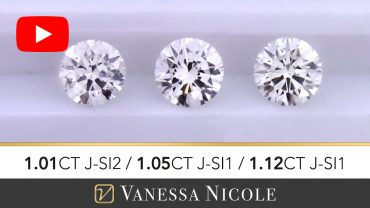 Round Cut Diamond Selection for Shane