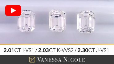 2ct Emerald Cut Diamonds for an Engagement Ring