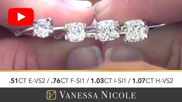 Cushion Cut Diamonds Selection For Joffre