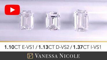 Emerald Cut Diamonds For Engagement