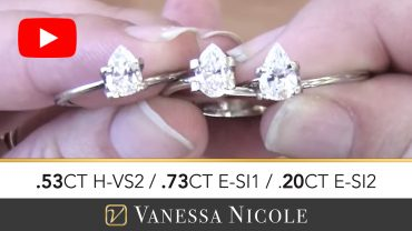 Pear Cut Diamond Ring Selection For Neal