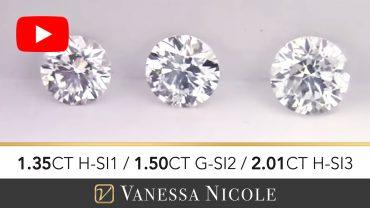 Round Diamonds Engagement Rings